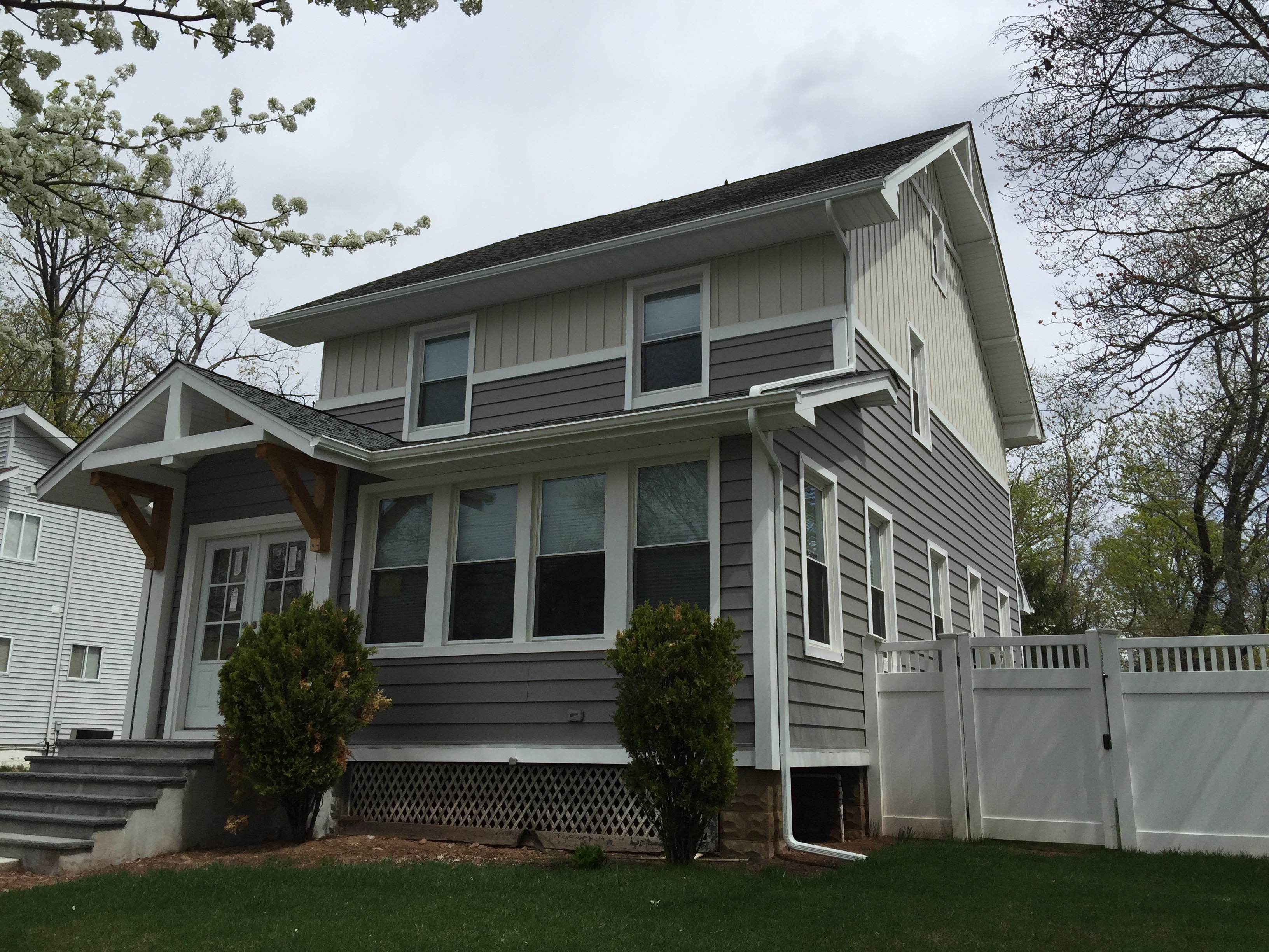 Kinnelon Nj Locate The Right Exterior Siding Home Color